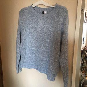 NWT light blue sweater